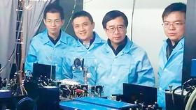 Chế tạo máy tính lượng tử đầu tiên trên thế giới