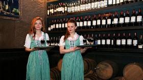 Có gì hấp dẫn tại Lễ hội rượu vang đậm chất châu Âu ở Sun World Ba Na Hills?