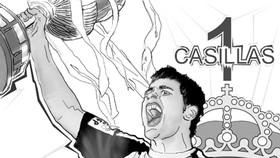 Iker Casillas - Vĩ nhân của Real Madrid
