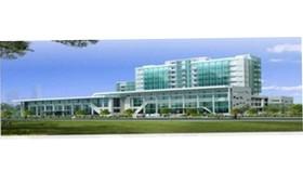 Đẩy nhanh tiến độ thi công cơ sở 2 Bệnh viện Ung bướu