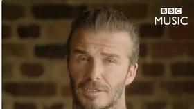 Đoạn video được Beckham đăng tải