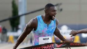 Justin Gatlin muốn trở thành một phần lịch sử với Bolt