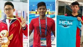 Chọn ai trong số 3 kình ngư Lâm Quang Nhật, Nguyễn Hữu Kim Sơn và Nguyễn Huy Hoàng?