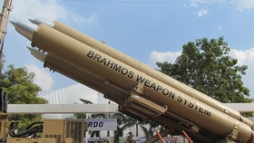 Tên lửa Brahmos. Ảnh: INDIATODAY