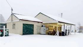 Tuyết rơi mùa hè ở miền Nam Australia