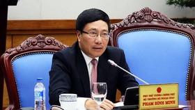 Phó Thủ tướng Phạm Bình Minh tham dự AMM Retreat