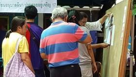 Hơn 30 chính đảng mới đăng ký tham gia tổng tuyển cử Thái Lan