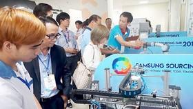Nhiều doanh nghiệp Việt hiện đã cải thiện hiệu quả năng suất sản xuất