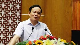 Đồng chí Trần Lưu Quang
