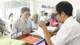 UBND TPHCM vừa công bố 52 thủ tục hành chính trong lĩnh vực đất đai