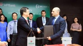 VPBank ký kết thỏa thuận với IFC