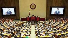 Quốc hội Hàn Quốc không thông qua dự thảo nghị quyết ủng hộ Tuyên bố Panmunjeom
