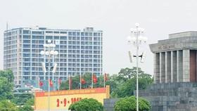 Công trình tòa nhà 8B Lê Trực
