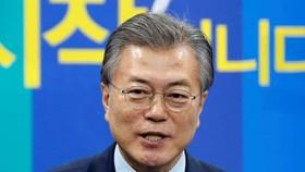 Tổng thống Moon Jae-in muốn cải thiện các mối quan hệ ngoại giao của Seoul với các nước châu Á