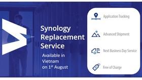 Synology® ra mắt dịch vụ đổi sản phẩm tại Đông Nam Á