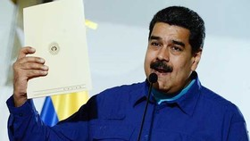 Venezuela bắt giữ nhiều đối tượng âm mưu lật đổ chính quyền