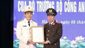 Hà Tĩnh có tân giám đốc công an tỉnh