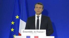 Tổng thống Pháp đề xuất tầm nhìn mới cho châu Âu