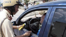 Khó phát hiện tài xế sử dụng ma túy
