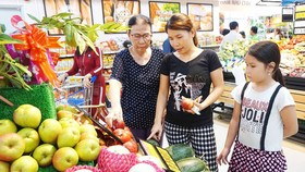 Người tiêu dùng tìm mua rau củ quả có khả năng thanh nhiệt