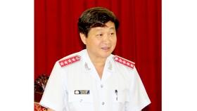 Tổng Thanh tra Chính phủ Lê Minh Khái