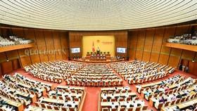 Công bố 4 nghị quyết của Quốc hội và Ủy ban Thường vụ Quốc hội
