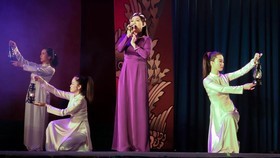 Biểu diễn nghệ thuật truyền thống định kỳ tại Nhà hát Tây Đô