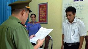 Ông Trần Xuân Yến bị khai trừ Đảng và khởi tố vì liên quan vụ gian lận thi cử