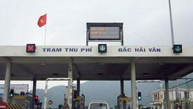 Điều chỉnh thu phí qua trạm Bắc Hải Vân từ ngày 27-9