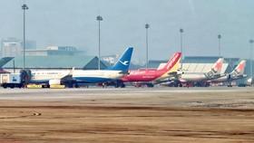 Các hãng hàng không trong nước đang lạc quan trước cơ hội mở rộng thị trường. Ảnh: HOÀNG HÙNG