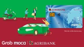 Cùng thẻ Agribank đi Grab 1k suốt tuần