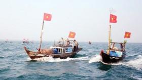 Người dân vùng biên giới, hải đảo các tỉnh phía Nam thực hiện tốt pháp luật trên biển