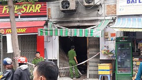 Vụ cháy ngày 7-12 khiến 3 người chết tại nhà số 485 Huỳnh Tấn Phát (quận 7)