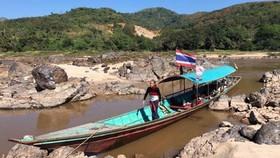 Thái Lan hủy dự án nổ đá trên sông Mekong