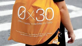 TP New York cấm sử dụng túi ni lông