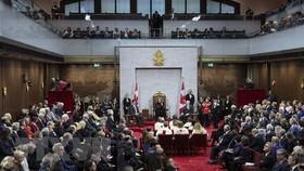 Toàn cảnh một phiên họp Quốc hội Canada. Nguồn: TTXVN