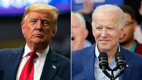 Bầu cử Mỹ 2020: Ông Joe Biden dẫn trước 9 điểm