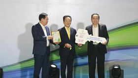 Doanh nhân Đỗ Quang Hiển cùng Tập đoàn T&T Group, Ngân hàng SHB thường xuyên đồng hành cùng các chương trình xã hội, vì cộng đồng
