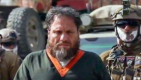 Afghanistan bắt thủ lĩnh IS