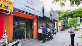 Lấy ý kiến người dân bị ảnh hưởng trong dự án tuyến metro Bến Thành - Tham Lương. Ảnh: QUỐC HÙNG
