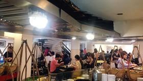 Buffet Gánh Bông Sen khuyến mại đặc biệt - Chào mừng ngày báo chí cách mạng Việt Nam