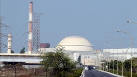 Một cơ sở hạt nhân ở Bushehr, miền Nam Iran. Ảnh: TTXVN