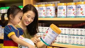 Trong năm 2019, Vinamilk liên tiếp ra mắt các dòng sản phẩm siêu cao cấp như Sữa bột trẻ em Yoko, Organic để mang đến nhiều sự lựa chọn cho người tiêu dùng