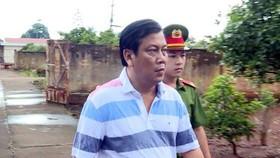 Trịnh Sướng bị cơ quan công an bắt giữ