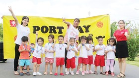 Một chuyến học tập dã ngoại của các bé Trường Mầm non Worldkids