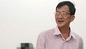 Ông Lương Công Tuấn, cựu Phó Chủ tịch UBND thị xã Sông Cầu. Ảnh tư liệu