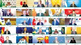 Hội nghị trực tuyến Bộ trưởng Ngoại giao G20