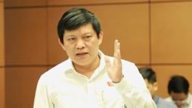 Ông Phạm Phú Quốc. Ảnh: VIẾT CHUNG