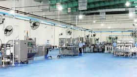 Dây chuyền sản xuất nước Yến sào cao cấp Sanest công nghệ châu Âu