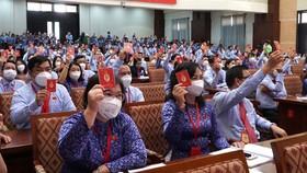 Hôm nay 14-10, Đại hội đại biểu Đảng bộ TPHCM lần thứ XI họp phiên trù bị